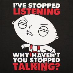 Yes please lol!  I do catch myself talking too much also lol.