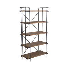 http://www.mywebroom.com/cobek-5-shelf-industrial-design-brown-solid-wood-bookcase/  #Cobek #5 #Five #Shelf #Industrial #Design #Brown #Solid #Wood #Bookcase #Houzz #My #Web #Room #MyWebRoom #Virtual #Reality #Bedroom #Online #Website #Interior #Decor #Decorate #Decorating #Decorator #Design #Designing #Designer