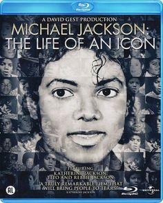 Michael Jackson: The Life Of An Icon (Blu-Ray)
