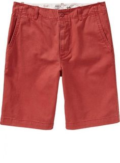 Cherokee® Young Mens' School Uniform Flat Front Short | Things to ...