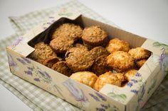 ciasteczka jako niezobowiązjący podarunek dla pani domu :)