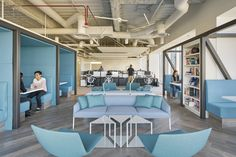 Neustar offices by STUDIOS Architecture, San Diego – California » Retail Design Blog