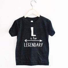 Hey, I found this really awesome Etsy listing at https://www.etsy.com/listing/220795537/inspirational-alphabet-child-t-shirt-tee