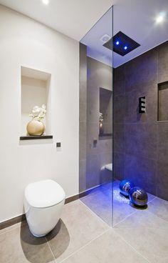 Hausmodelle Luxus Badezimmer Bodenfliesen - Badezimmer