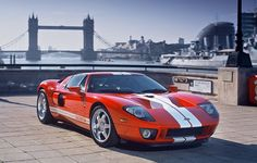 1. The Ford GT's Roof