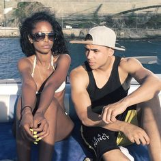 Q Black Love, Beautiful Black Women, Quincy Brown, Kimora Lee Simmons, Black Queen, Celebs, Celebrities, Bikinis, Swimwear