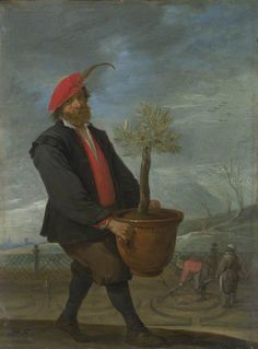 David Teniers the Younger (1644)