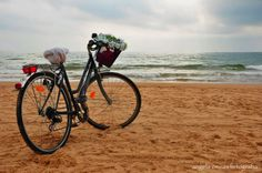 Angela Oeiras fotografia: Fui ver o mar...