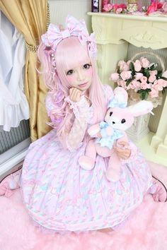 Beautiful Lolita - I Sooo LOVE this outfit