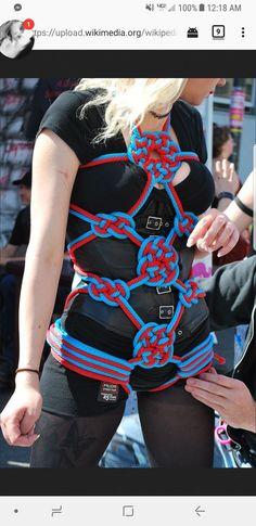 Bondage? How to tie it