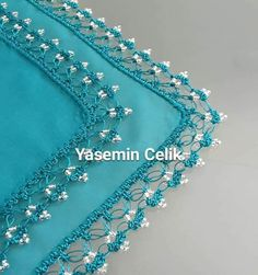 Alıntı Crochet Lace Edging, Crochet Motifs, Crochet Borders, Knit Crochet, Crochet Patterns, Book Folding, All Craft, Knitted Shawls, Knitting Socks
