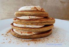 Ashy Bines - Cinnamon Protein Pancakes