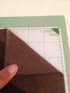 Preparing and cutting felt with a Cricut Cricut Help, Cricut Air, Cricut Vinyl, Cricut Explore Projects, Cricut Explore Air, Silhouette Curio, Cricut Cuttlebug, Cricut Cards, Cricut Expression 2