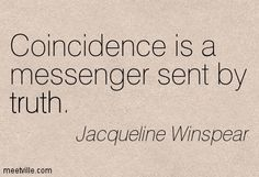 coincidence quotes - Pesquisa Google