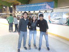 Omar,Judith y Diego