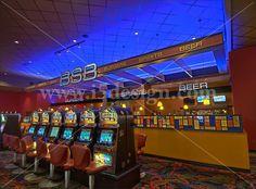 Casino Restaurant | Sports Bar Design | Interior Restaurant Design | Half Wall Design | Privacy Wall Design | Restaurant Renovation | Casino Restaurant Renovation | BSB Restaurant by I-5 Design & Manufacture