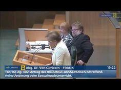 Der Wahnsinn nimmt kein Ende (!!!) Frühsexualisierung + Gender-Ideologie