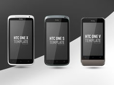 HTC One Series Free Template by Ondrej Lechan