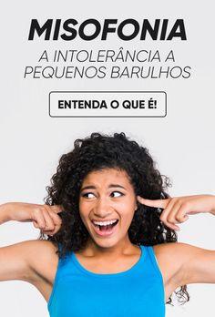 A misofonia é uma condição na qual a pessoa reage de forma intensa e negativamente a pequenos sons que a maior parte das pessoas não reparar ou não dá significado, como o som de mastigar, de tossir ou de simplesmente limpar a garganta, por exemplo.