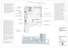 Garden Plans for Lewisham Garden, South London #gardendesign #southlondon #courtyard #lewisham