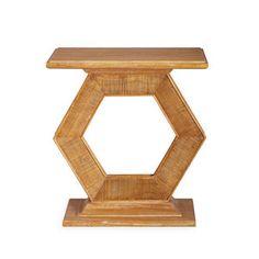 Jonathan Adler Antwerp Pedestal Side Table