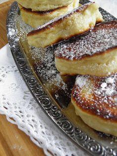 sio-smutki! Monika od kuchni: Racuchy drożdżowe z maślanką Pancakes, French Toast, Yummy Food, Breakfast, Morning Coffee, Delicious Food, Pancake, Crepes
