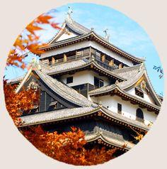 "Matsue-jo Castle. Looking for more information aboout Shimane? Go Visit ""Horikawa Meguri"". http://www.matsue-horikawameguri.jp/"