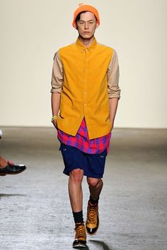 Perfect for college #GENERALIDEA spring/summer 2013