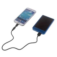 Emergency Solar Charger Power Supply