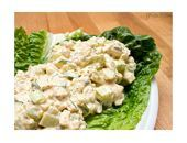 Dukan Diet Attack Phase Chicken And Egg Salad recipe