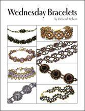 Wednesday Bracelets E-Book at Sova-Enterprises.com