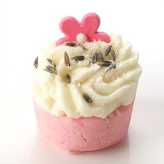 Soap cupcakes? We said: yummy ;)