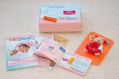 Willkommenspakete und Gratisproben für Babys