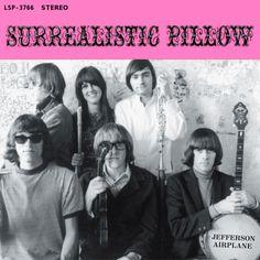 Surrealistic Pillow – Jefferson Airplane