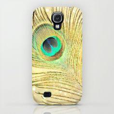 Festive Plumage Samsung Galaxy S4 Case by Lisa Argyropoulos