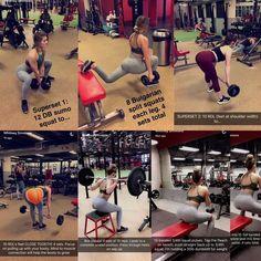 bd53712dfc Amrap Workout, Leg Butt Workout, Workout Challenge, Lifting Workouts, At  Home Workouts