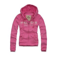 Hollister zip-up hoodie.. comes in a lot of colors