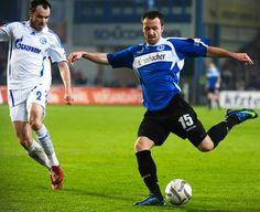 Zeitung WESTFALEN-BLATT: Arminia Bielefeld - Schalke will dem DSC helfen