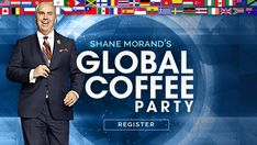 Join us May 2019 for this Global Live Online Coffee Party and Find out how you can WIN a Case Boxes) of the Healthiest Gourmet Coffee in the World! Coffee Market, Coffee Industry, Healthy Gourmet, People Of The World, Mayo, How To Find Out, Join, Marketing, Drinks