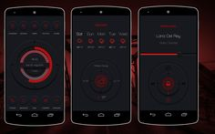 Awesome Android theme for Themer! Lana Del Rey Video, Android Theme, Themes Themes, User Interface Design, Homescreen, Inspired, Awesome, Ui Design, Interface Design
