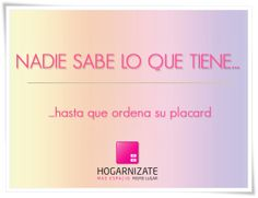 www.hogarnizate.com.ar www.facebook.com/hogarnizate Facebook, Quotes, Frases, Qoutes, Quotations, Shut Up Quotes, Manager Quotes, Quote