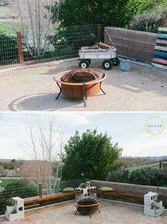 "Find & Fix it Friday Billy and I love to have people over and host, so with that we are constantly looking for ways to improve our yard and ""hosting"" space. We were super excited ab…"