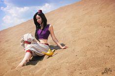 Fem!Aladdin #Cosplay
