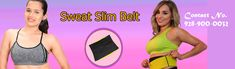 Sweat slim Belt Is Beneficial for weight reducing! Today Buy Now.