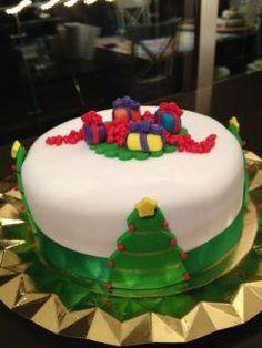 Christmas Cake/ Tarta Navidad