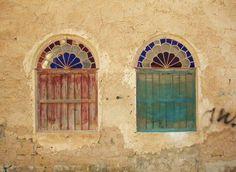 Windows in Iran.