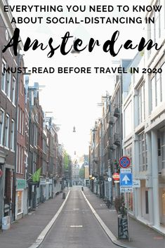 Amsterdam Travel in 2020 - Social Distancing, Rules Amsterdam Things To Do In, Visit Amsterdam, Travel Advice, Travel Guides, Travel Tips, Amsterdam Travel Guide, Other Space, Train Travel, Public Transport