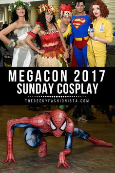 MegaCon 2017 Sunday