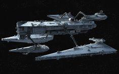 Imperial Kontti-class Fleet Replenishment Ship