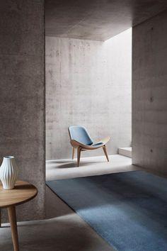 urbnite: Hans Wegner Shell Chair